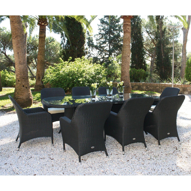 Mesa y sillas de jardn Ocean  Decoracin casa Ady