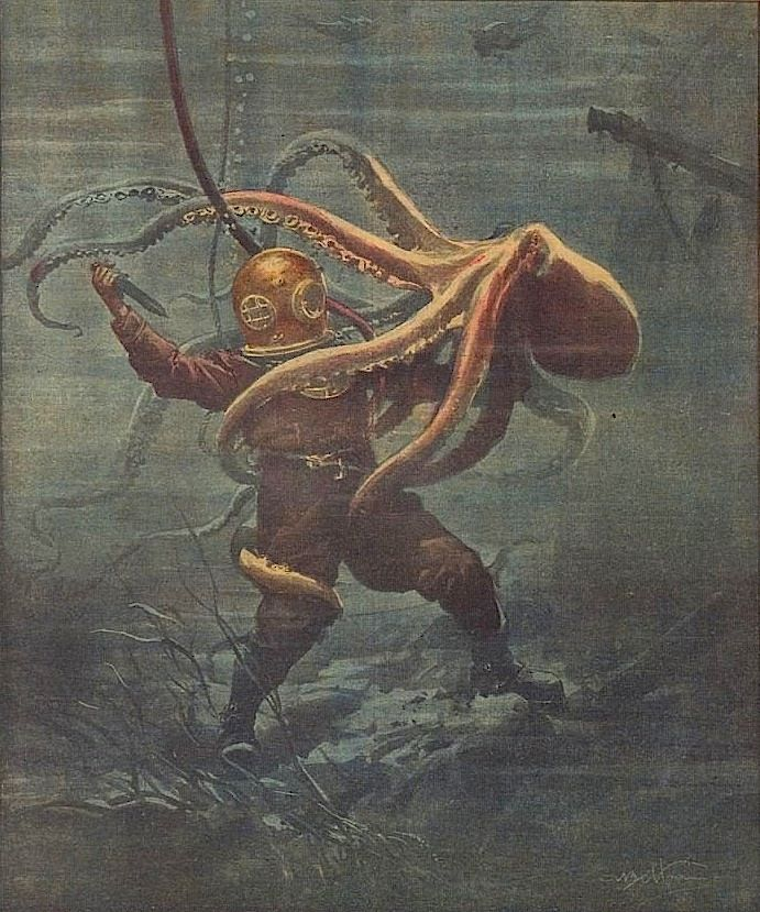 La Domenica Del Corriere, The Sunday Courier, 1927