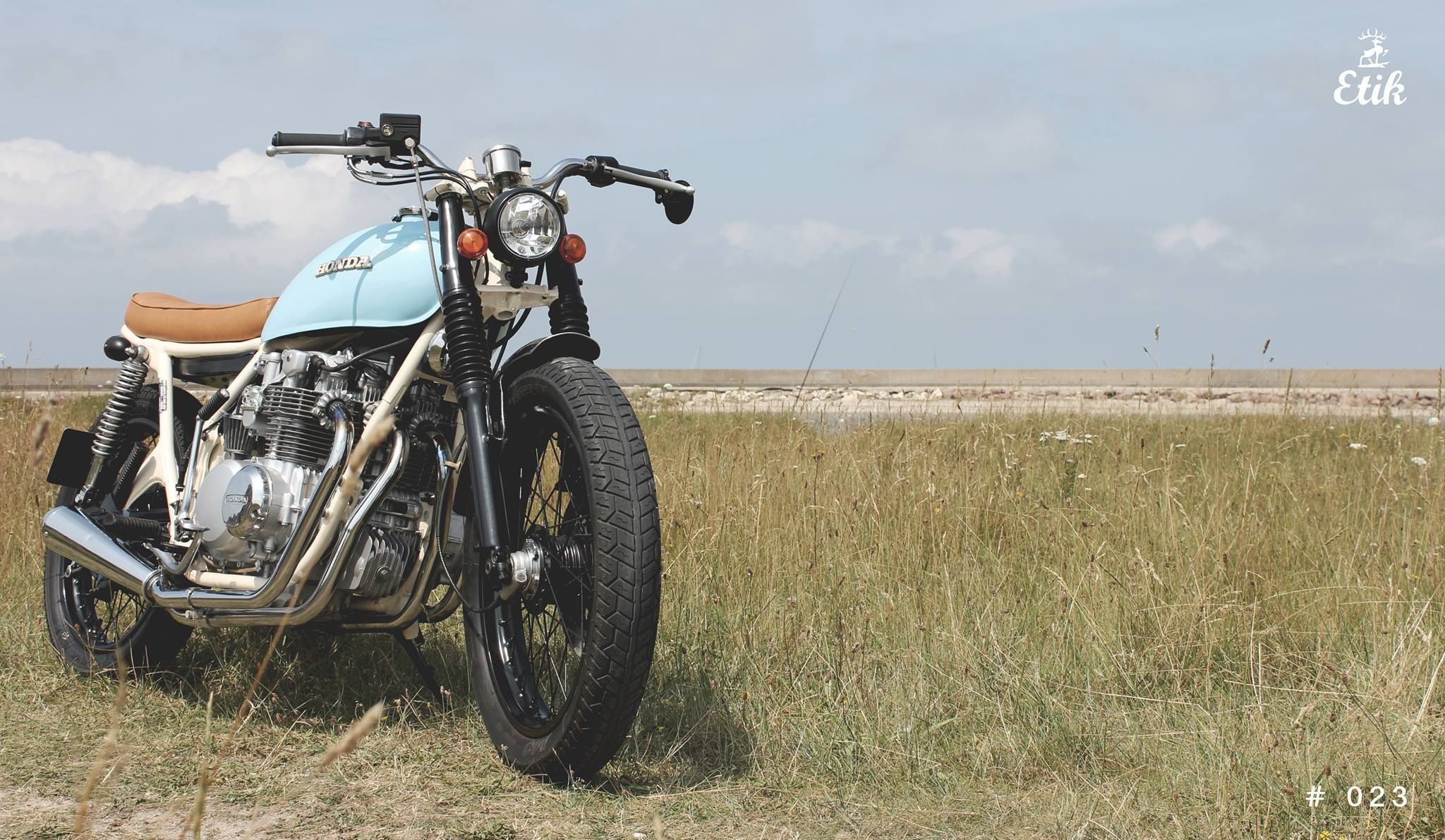 BRAT-Tracker | Honda by Etik