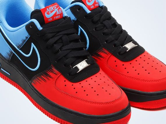 official photos 9a1f2 50c9d nike air force 1 spiderman 1 Nike Air Force 1 Spiderman