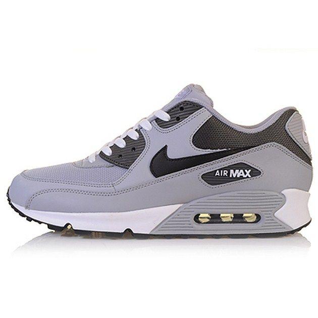 Nike Air Max 90 Wolf Grey Midnight Fog Nike Shoes Air Max Nike Free Shoes Nike Air Max 2012