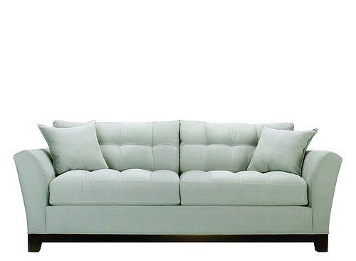 Fontana Microfiber Queen Sleeper Sofa Sleeper Sofas