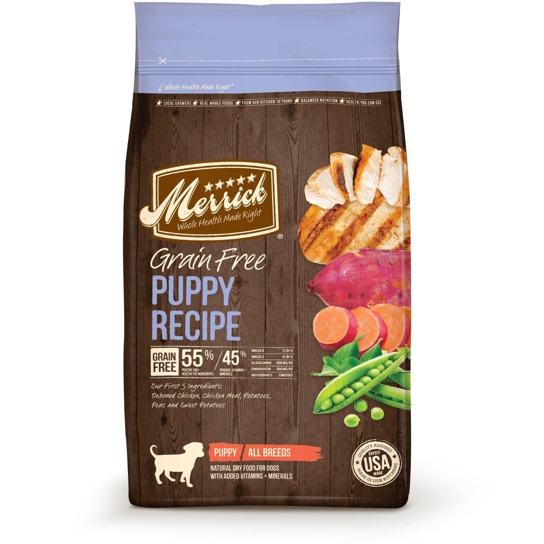 4pound puppy recipe dry dog food provides balanced