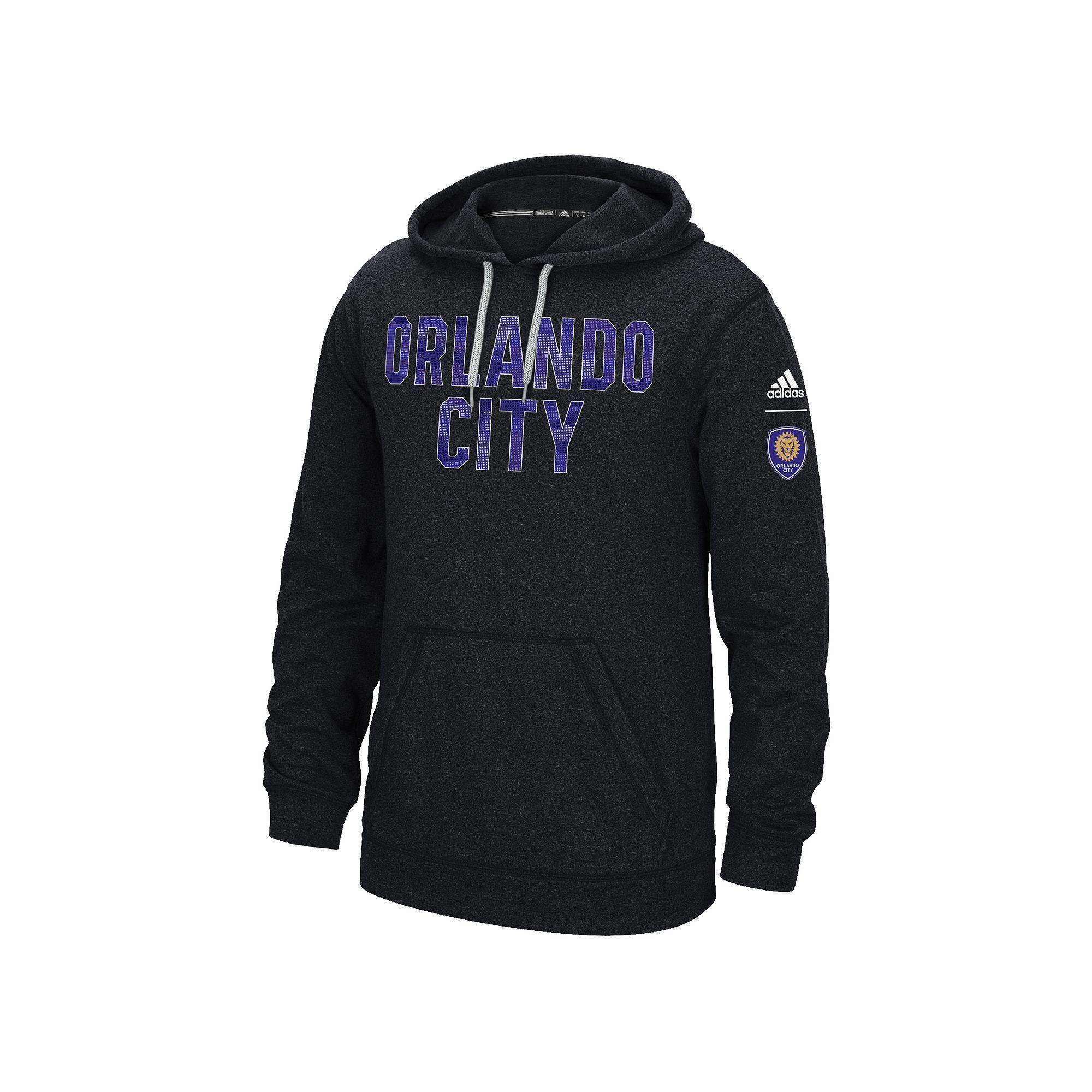 48a7c75ca85 Men s adidas Orlando City SC Ultimate Hoodie