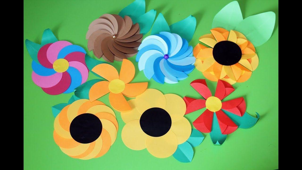 Proste I Szybkie Kwiaty Z Papierowych Kolek Craft Gifts Crafts Origami