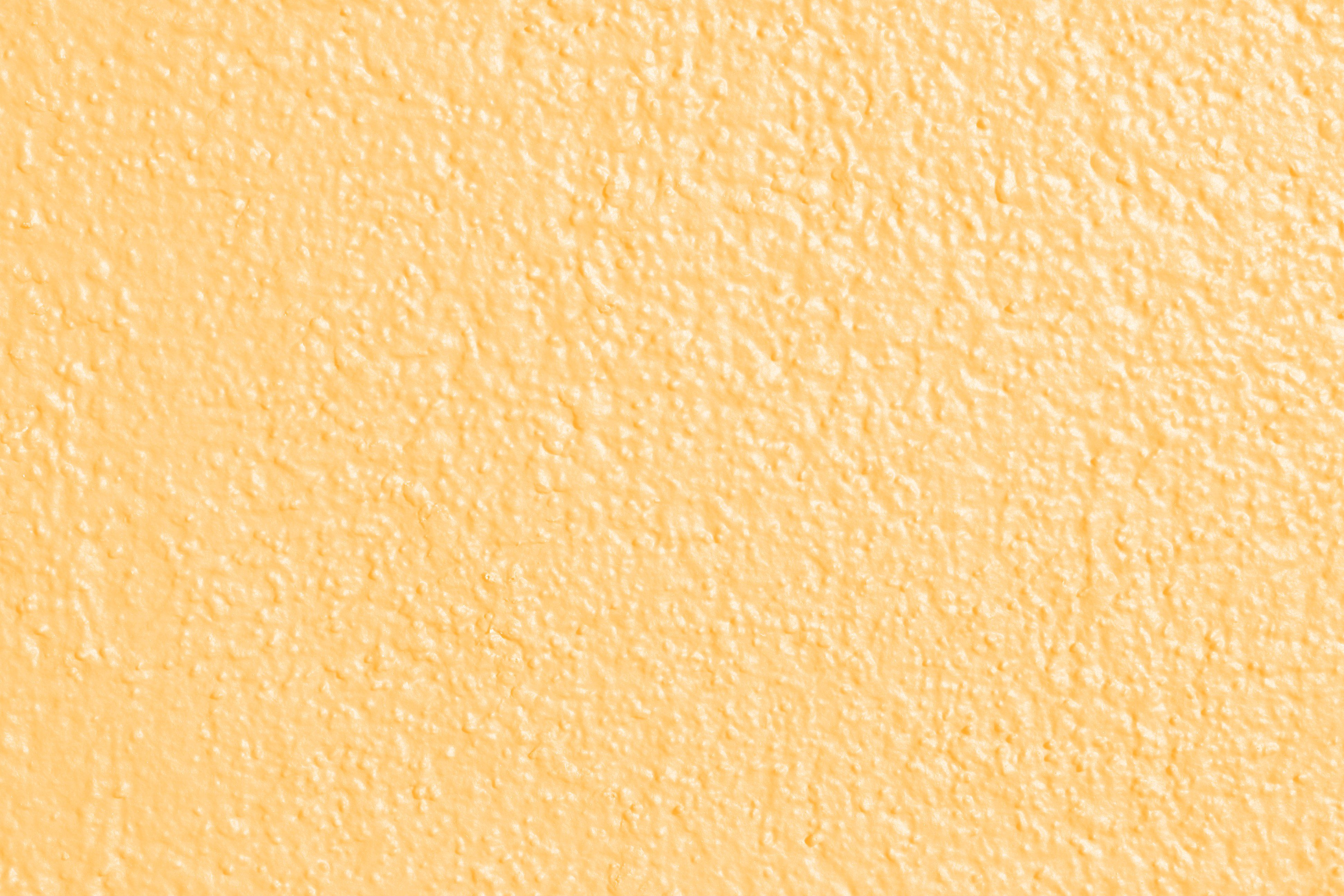 Peach Or Light Orange Colored Painted Wall Texture House