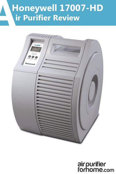 Durable And Reliable Structure With Long Life Hepa Filter Honeywell 17007 Hd True Hepa Air Purifier Air Purifier Hepa Air Purifier True Hepa Air Purifier