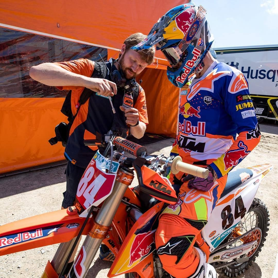 2019 Work Rolls On! Red Bull KTM Have Been Busy Testing
