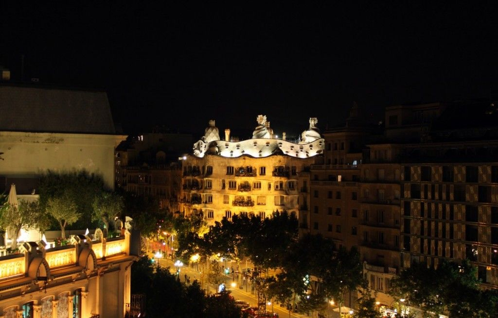 Barcelona Terraces Hotel Condes Alaire Best Rooftop Bars