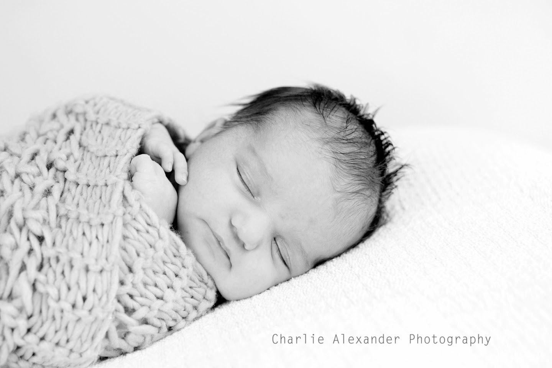 Newborns & New Tricks newborn photography canon 5d 50 mm posing ...
