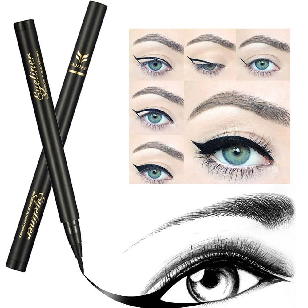 1.58 No Blooming Eyebrow Tattoo Pencil Pen Liner Long