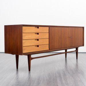 Möbelgeschäft Karlsruhe velvet point 1960s sideboard walnut maple karlsruhe möbel