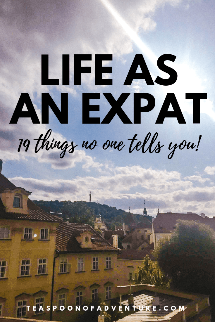 19 Things No One Tells You About Being an Expat -