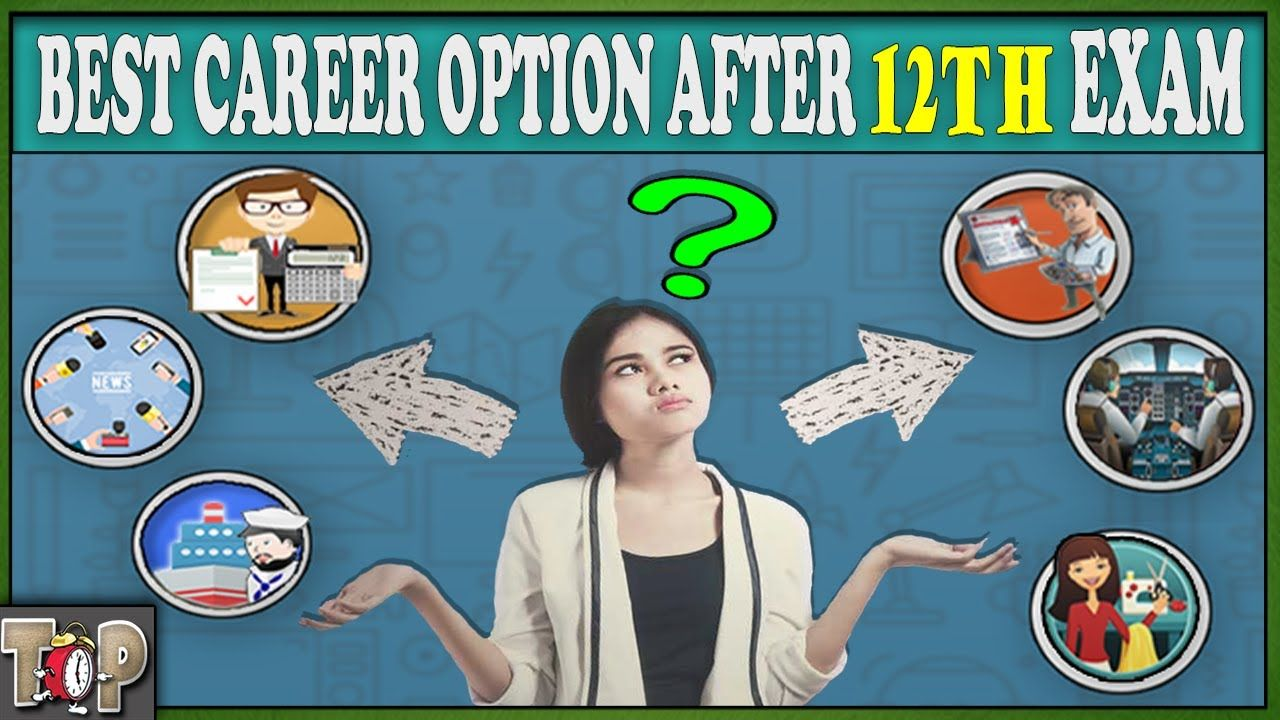 Best Career Options After 12th Arts Commerce & Science