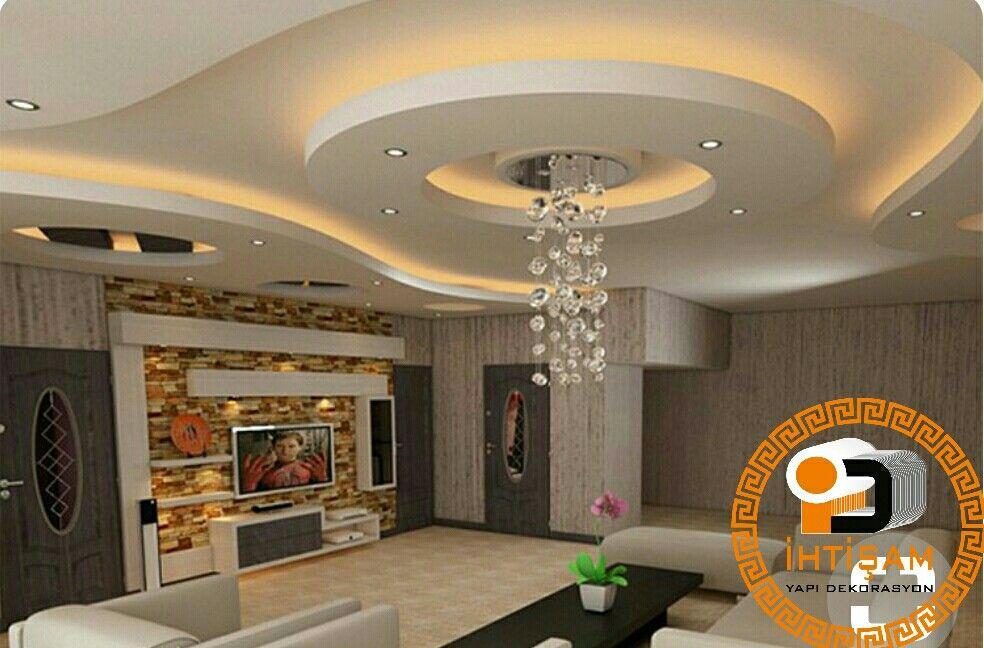 Pin von artur neuwerth auf deckengestaltung licht for Gips decor ceiling