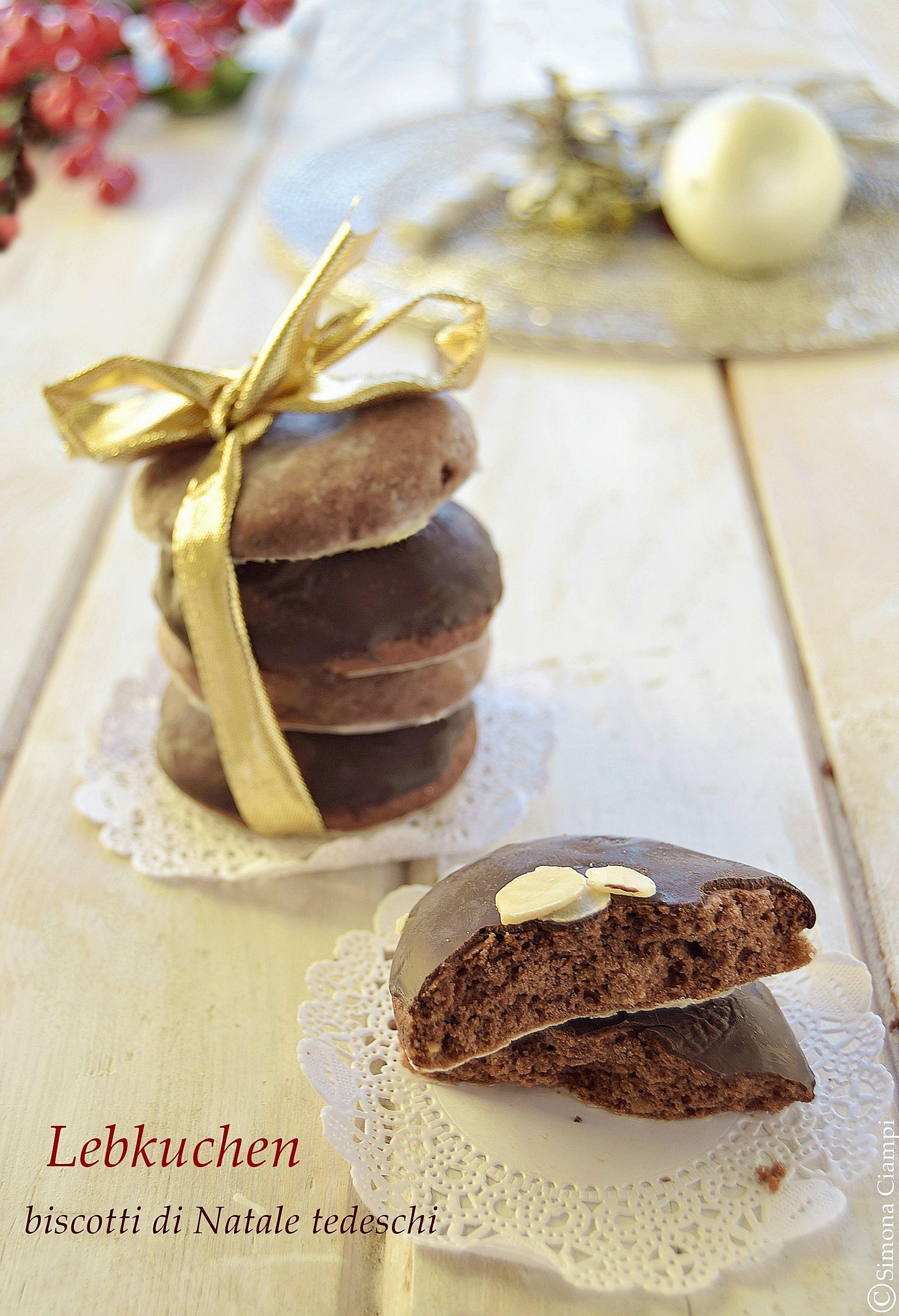 Biscotti Di Natale Tedeschi Ricetta.Lebkuchen Biscotti Di Natale Tedeschi Cukrovi Biscotti Cookies