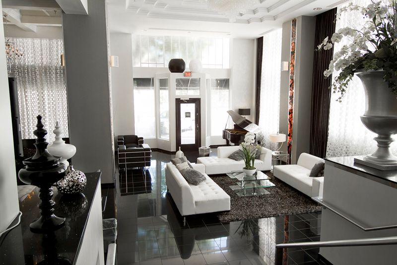 Hotel Deco Lobby Omaha Ne Interior Design White Walls Carpet