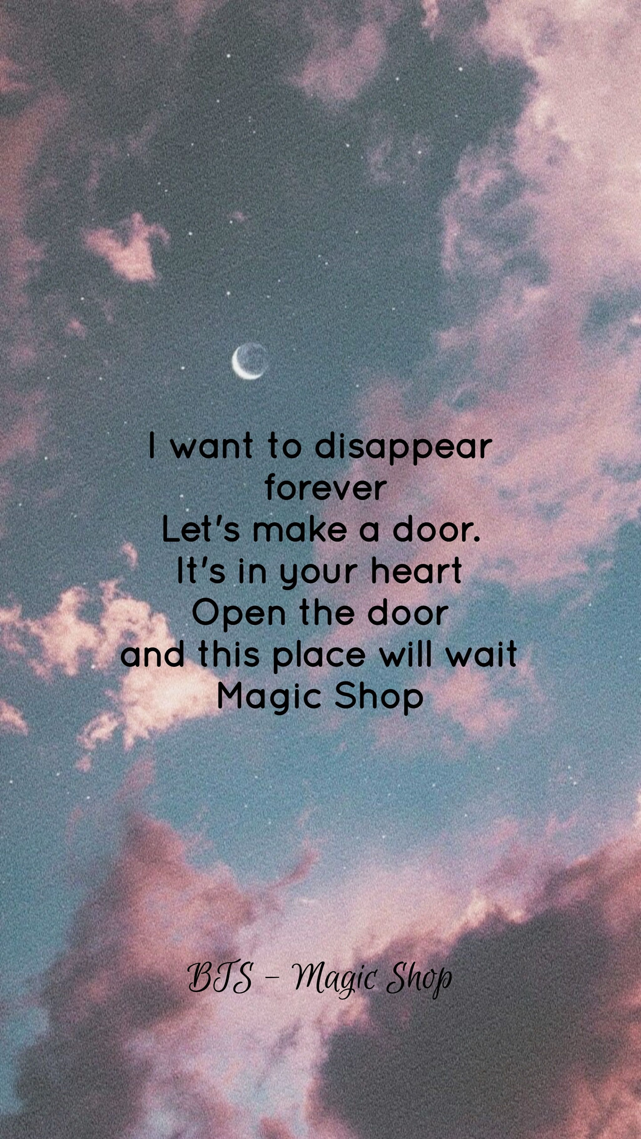 Bts Magic Shop Bts Lyrics Quotes Bts Lyric Bts Quotes