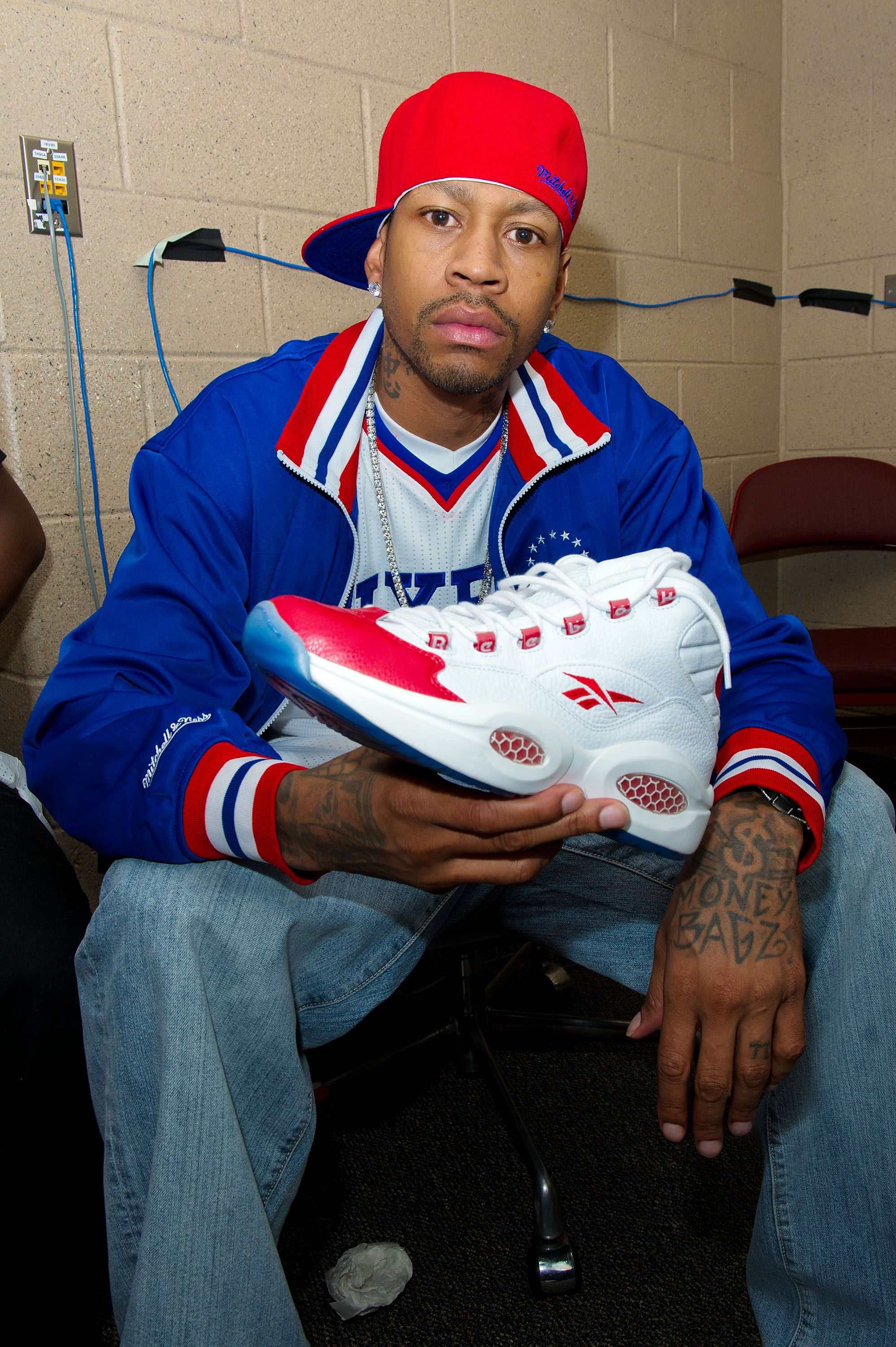 allen iverson reebok question