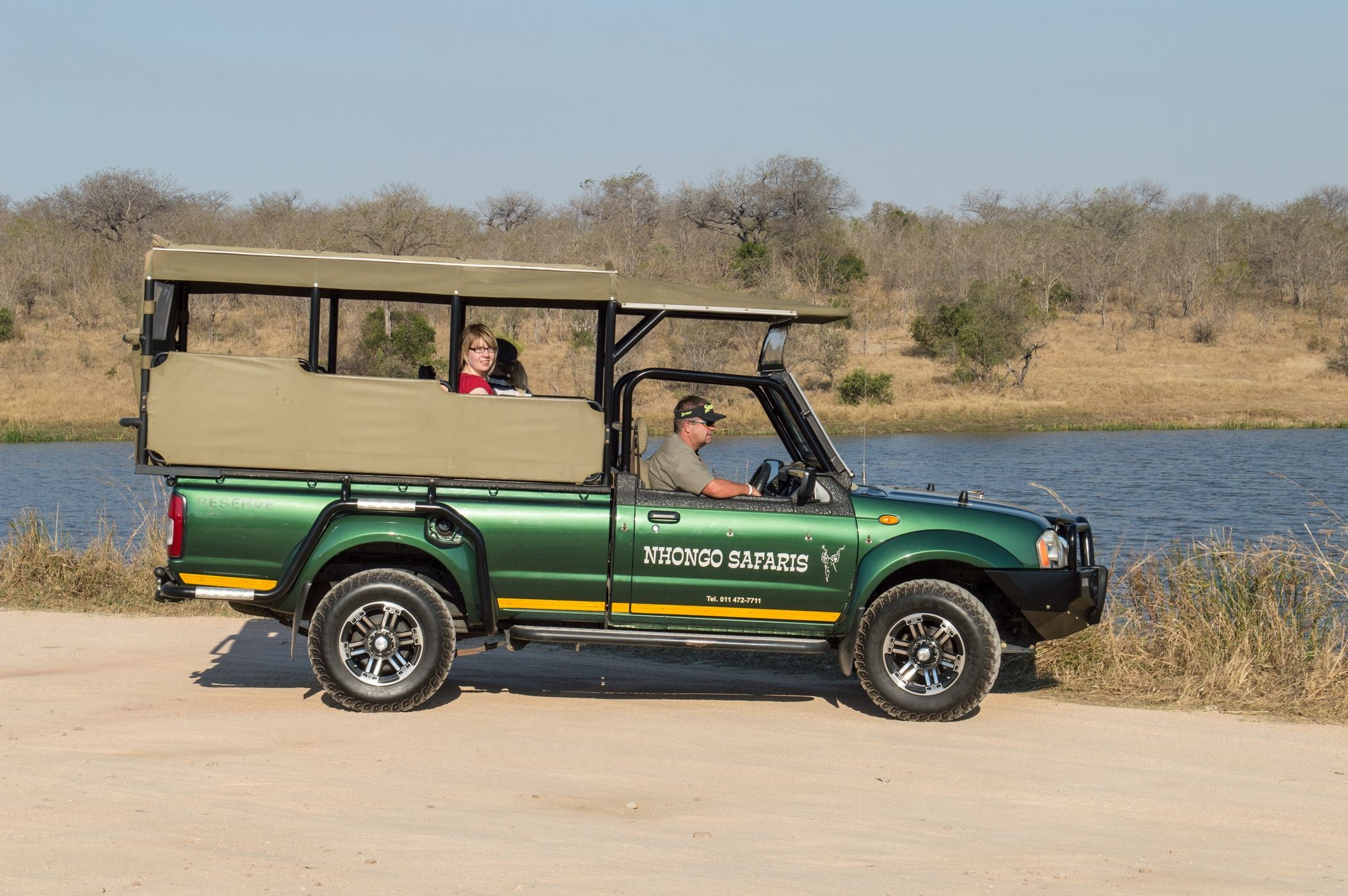 Open Safari Vehicle | Nhongo safaris Photoshoot Done By ARL