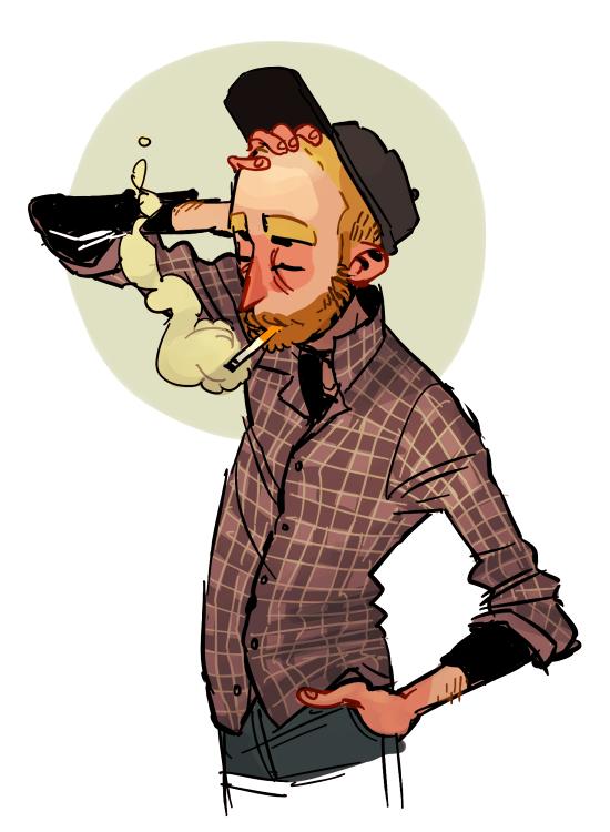 Character Design Tumblr : Art by musa website tmusa tumblr