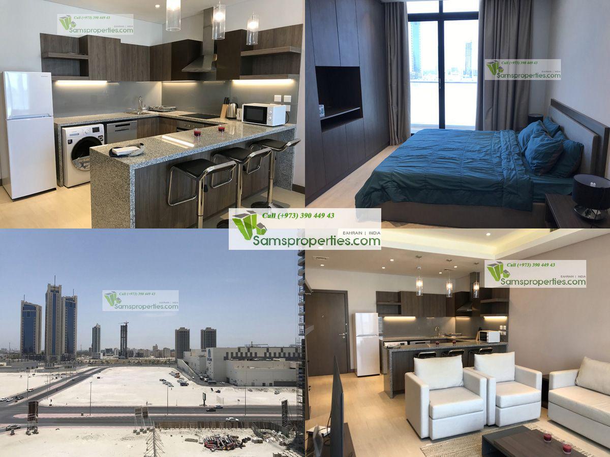 Low Rent Luxury One Bedroom Flat In Bahrain Seef In 2020 One