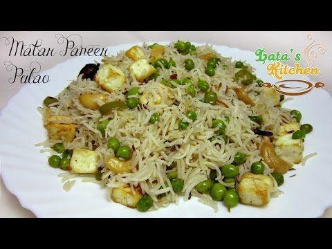 Matar paneer pulao recipe indian vegetarian recipe video in hindi matar paneer pulao recipe indian vegetarian recipe video in hindi with english subtitles youtube forumfinder Gallery
