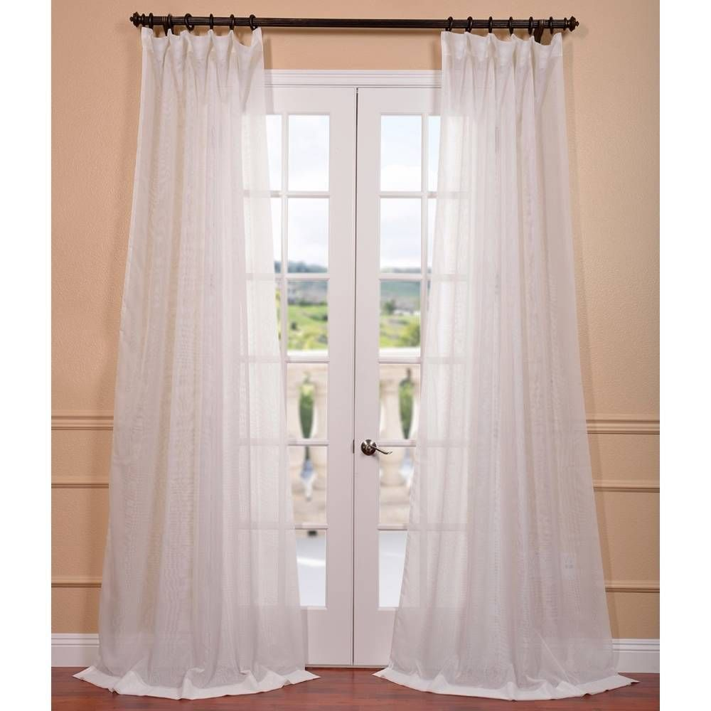 Overstock Com Online Shopping Bedding Furniture Electronics Jewelry Clothing More In 2020 White Sheer Curtains Half Price Drapes Curtains
