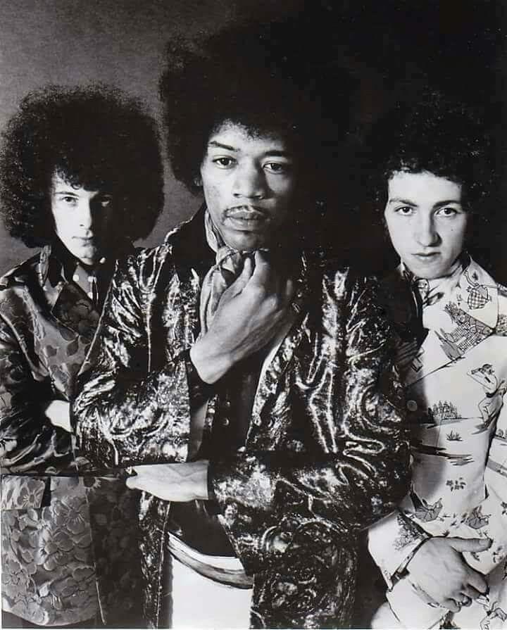 Jimi Hendrix Jimi Hendrix Experience Hendrix
