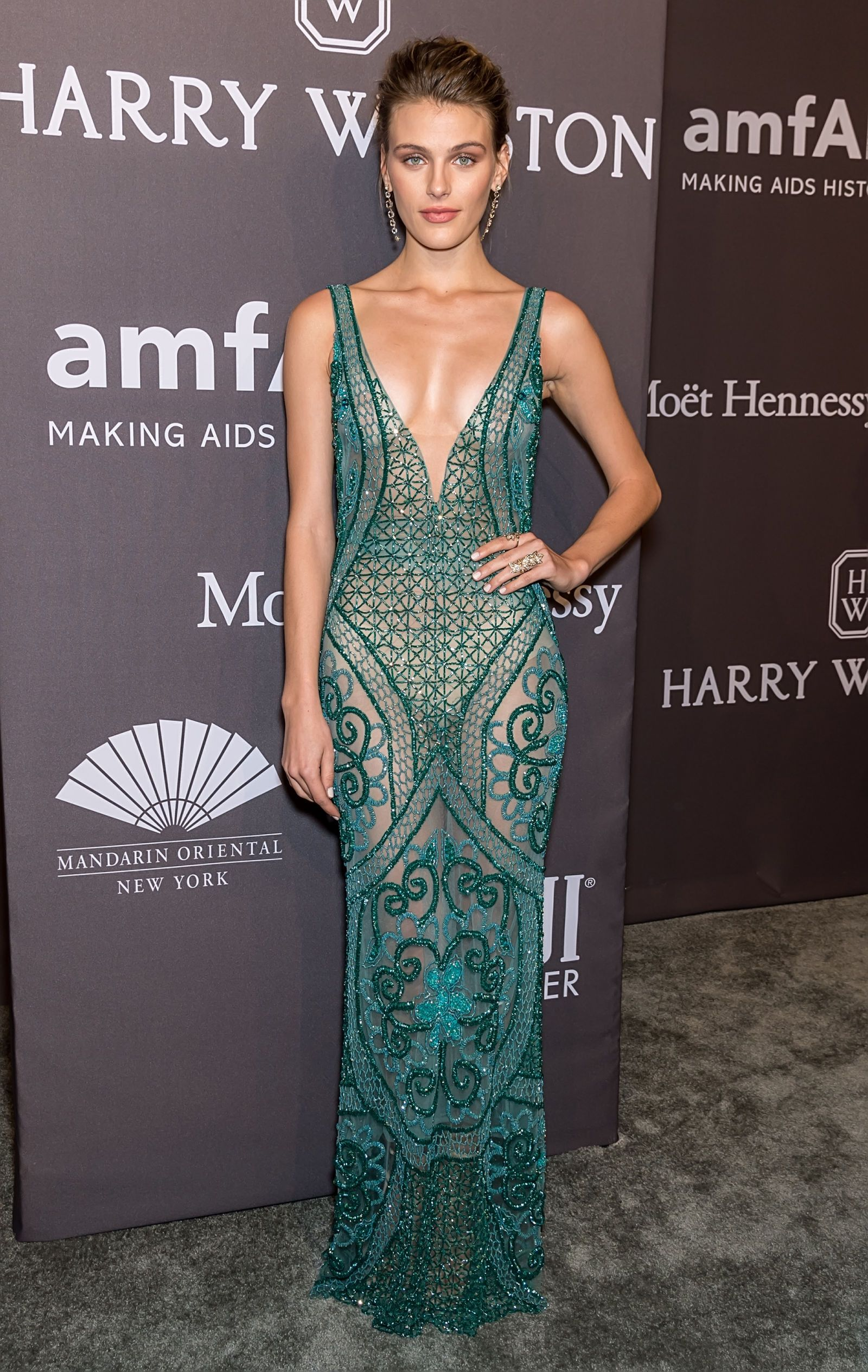 The best red carpet looks from last nightus amfar gala dress up
