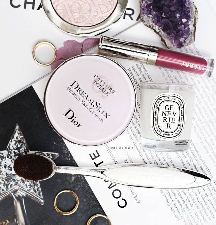 Dior Dreamskin Perfect Skin Cushion Foundation Review And Swatch Front Row Beauty Cushion Foundation Perfect Skin Foundation Reviews