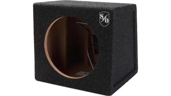 """Sound Ordnance™ Bass Bunker Sealed single 10"""" subwoofer"""