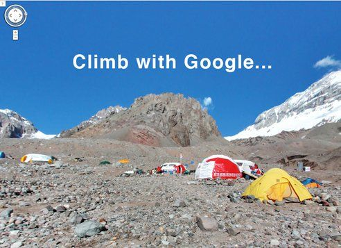 Google now allows you to visit Mt. Everest, Kilimanjaro, and other on
