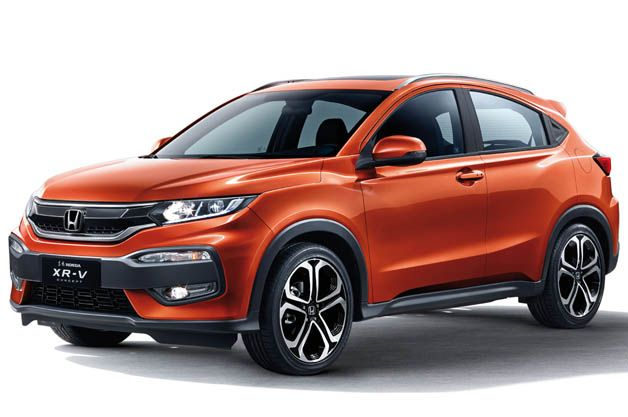 Honda XR-V debuts in Chengdu