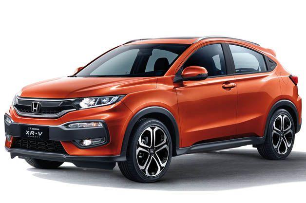 Honda XR-V debuts in Chengdu