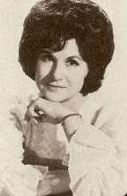 """Kitty Wells (August 30, 1919 - July 16, 2012), singer.  The Queen of Country Music, known for """"It Wasn't God Who Made Honky Tonk Angels"""" in 1952."""