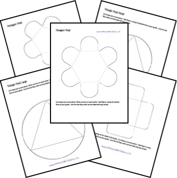 Free Lapbooks and Free Templates, Foldables, Printables, Make Your ...