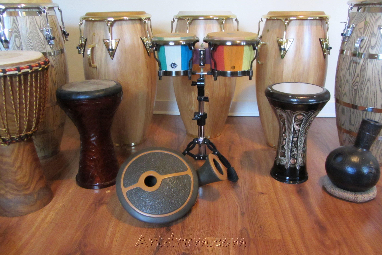 Latin Percussion LP UDU Tambuta Drum