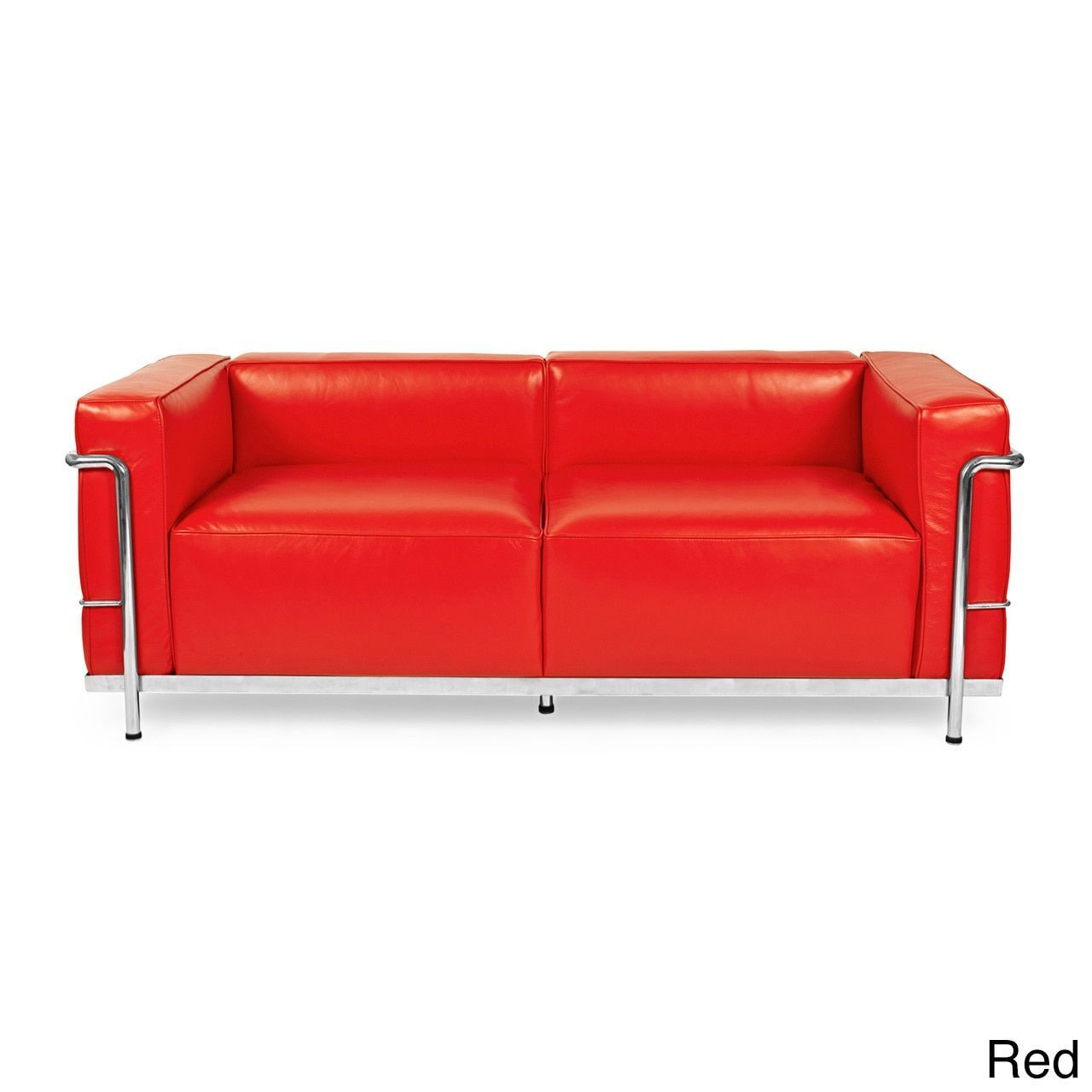 Kardiel Roche Premium Aniline Leather Loveseat (Sofa