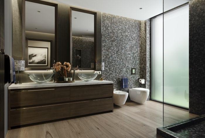1001 + modèles fantastiques de la salle de bain design
