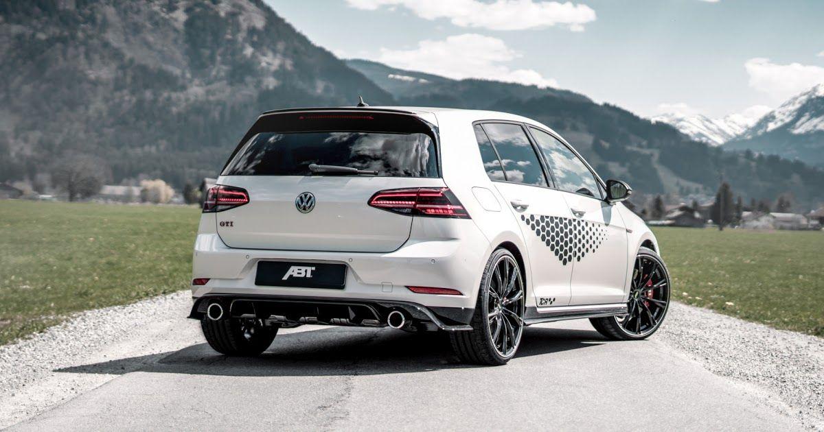 Vw Golf Abt Sportsline