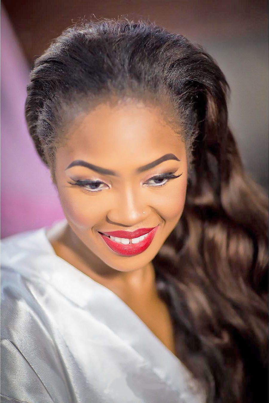 42 black women wedding hairstyles | ethnic wedding, beauty