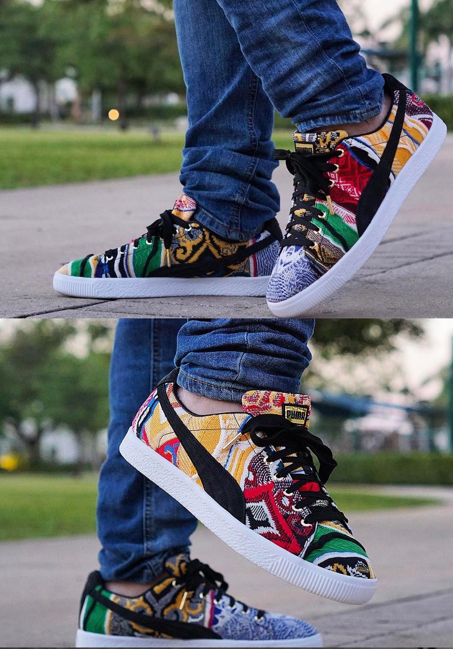 new product 12e57 da1d5 Coogie x #Puma #Clyde #NotoriousBig | Sneakers