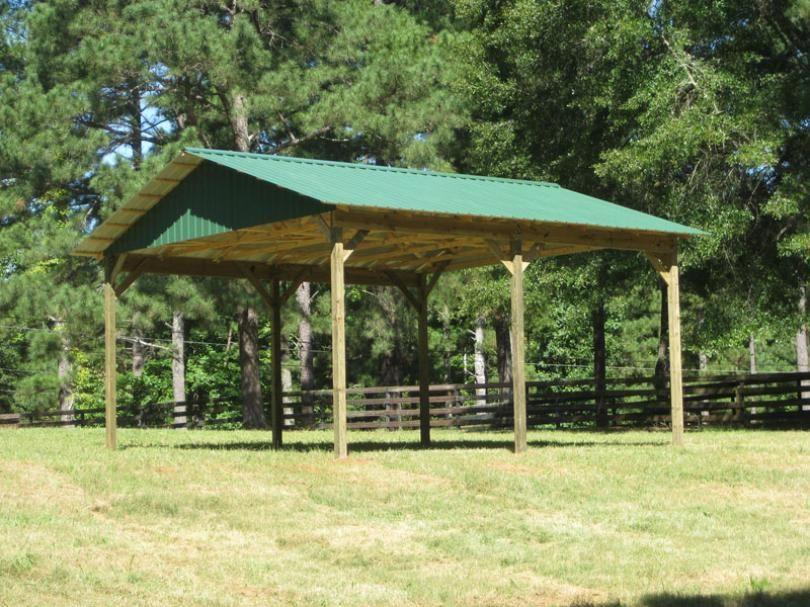 wood barn | Wood Frame Pole Barn Kits | Shopforpolebarns.com ...