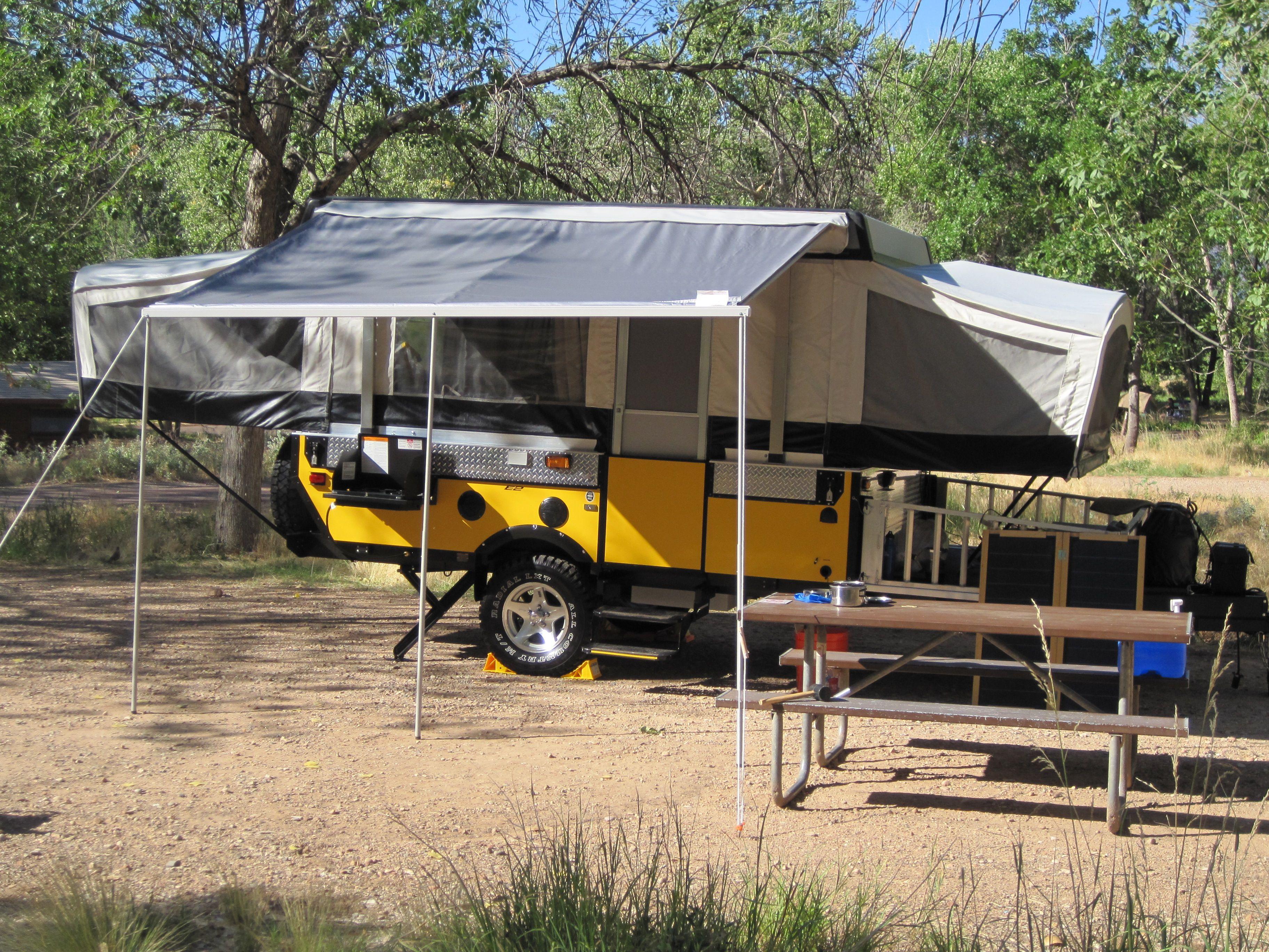 Somerset Coleman-style C&er & Somerset Coleman-style Camper | Camping | Pinterest | Somerset ...