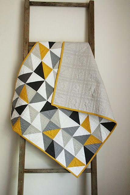 Schönes Quilt-Muster/Farbzusammenstellung | For the Home | Pinterest ...