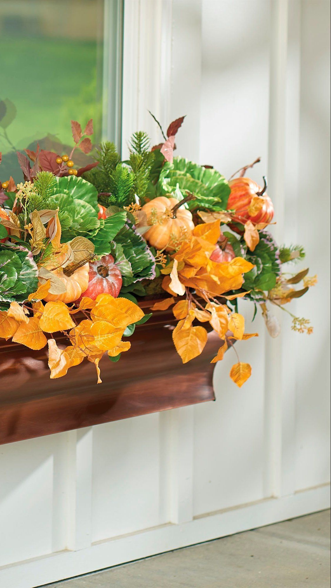 Ensure Your Window Bo Are Always Overflowing With An Abundance Of Beautiful Greenery Using Our Everlasting
