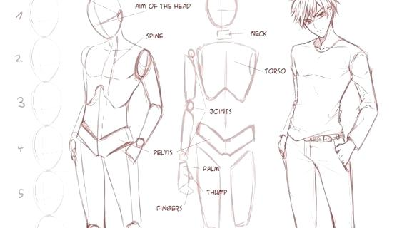 Draw Anime Body Google Search Drawing Anime Bodies Anime Drawings Drawings
