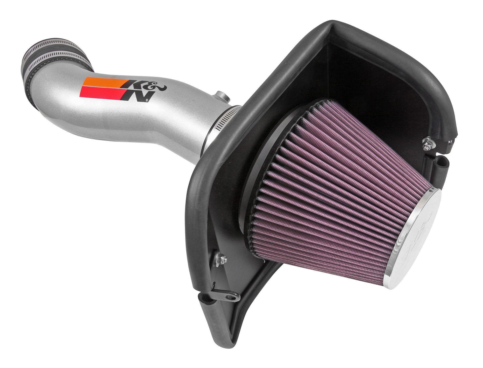 K&N 771569KS 77 Series Performance Intake System for 14
