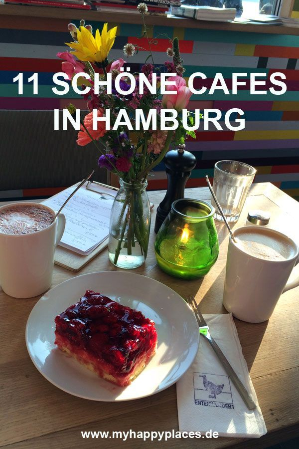 Photo of 11 beautiful cafés in Hamburg: from sweet to cozy